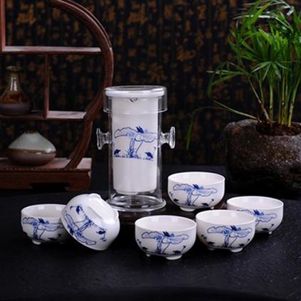 陶瓷红茶泡茶具 玻璃红茶泡茶器