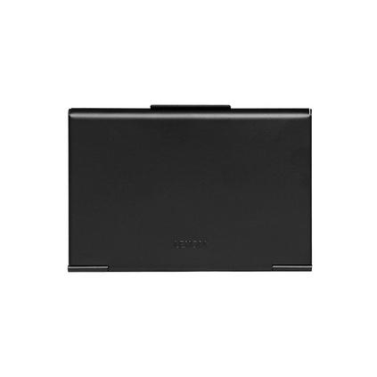 法國樂上LEXON創意禮品雙層商務名片盒LD88N黑色定制