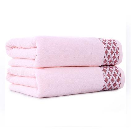 新款創意素色提緞浴巾寶寶嬰幼兒童浴巾