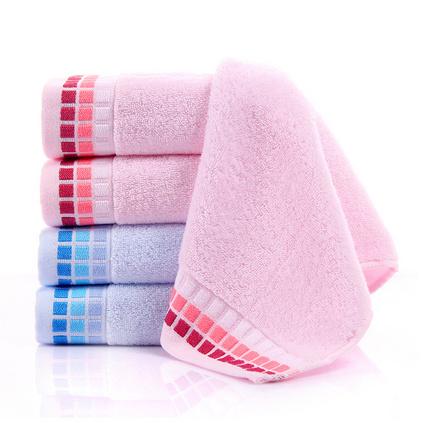 漸變色純棉毛巾 情侶禮品毛巾套裝