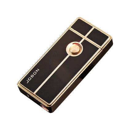 電弧打火機 usb充電打火機 創意個性 電子點煙器高檔禮品