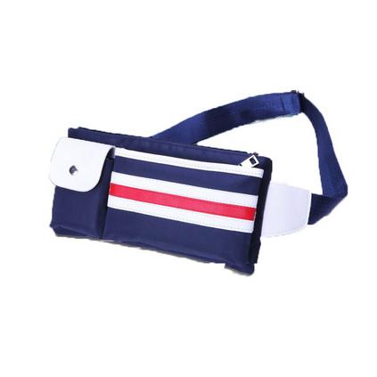 新款胸包男士斜跨小包包女士單肩背包運動休閑斜挎包腰包