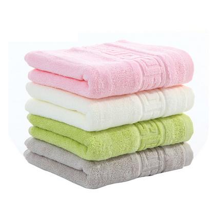 三利毛巾回纹割绒毛巾纯棉毛巾加厚吸水面巾