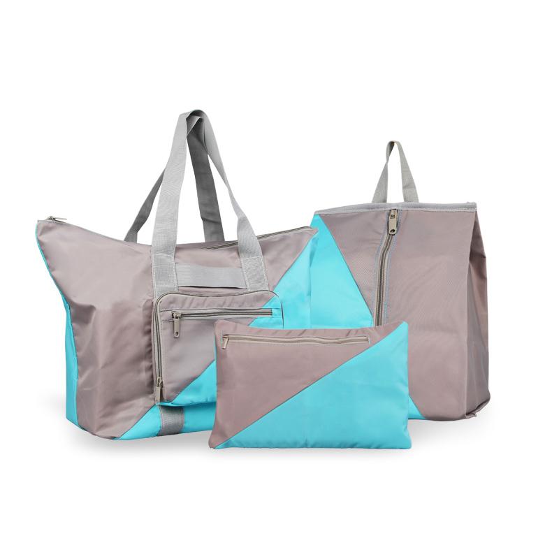女士化妝包 收納包 旅游購物洗漱整理 折疊化妝包 洗漱包