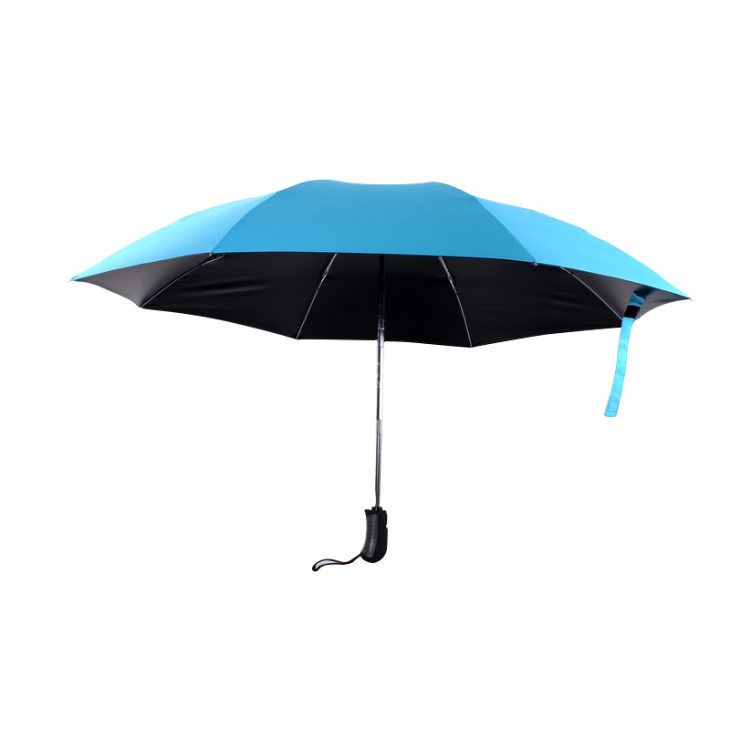 23寸三折全自动汽车伞