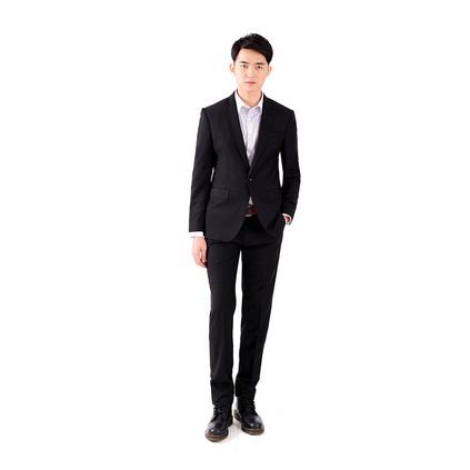 夏季男式西褲 韓版修身 西褲男定制