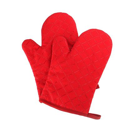 烤箱微波爐手套隔熱防滑加厚加長單只定制