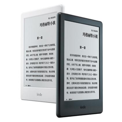 kindle 全新入门款升级版6英寸电子墨水触控显?#37202;?#30005;子书阅读器定制