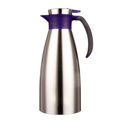 EMSA愛慕莎索菲特/Softgrip不銹鋼咖啡壺德國原裝進口保溫壺1.5L