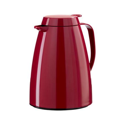EMSA貝格家用保溫壺進口玻璃內膽大容量暖水壺熱水瓶1L