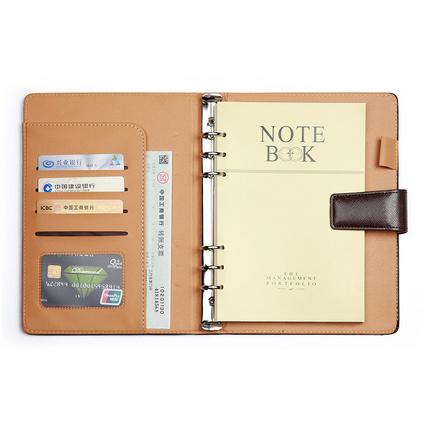 A5活页笔记本16gU盘签字笔三件套 笔记本套装
