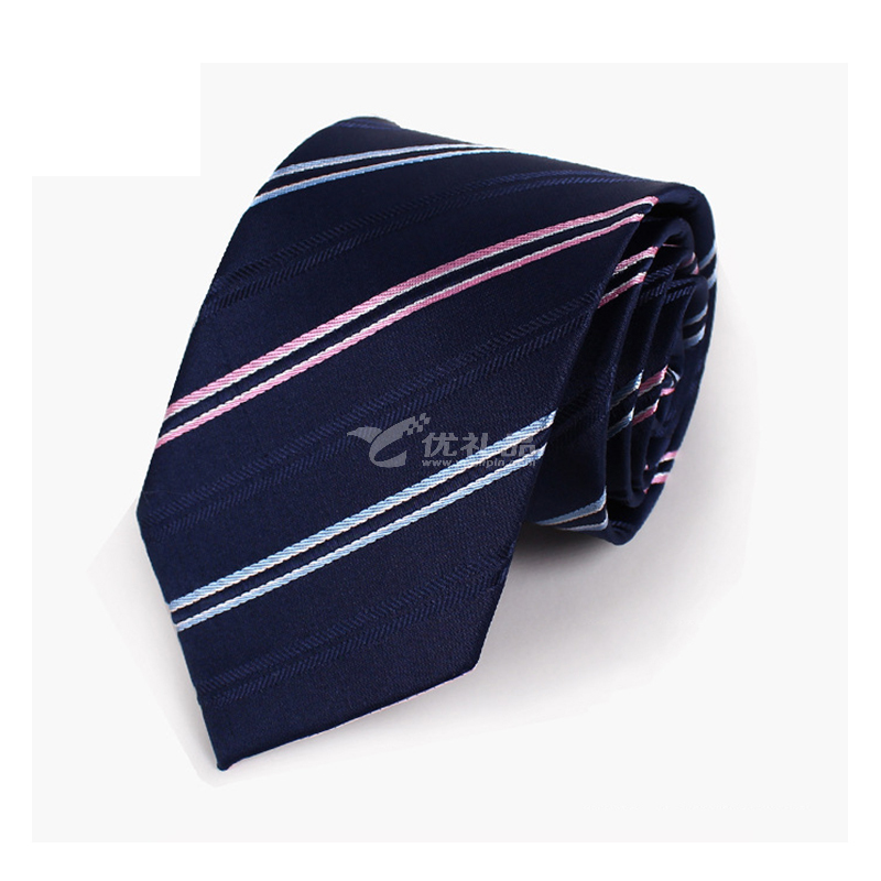 正装商务领带 男士结婚礼盒领带 职业装团体领