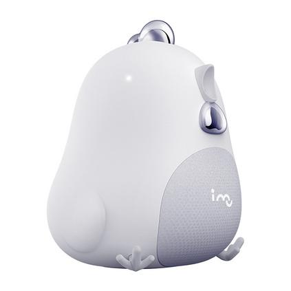 幻響(i-mu)小吉 創意多媒體音響/音箱 時尚外觀設計 3.5mm音頻插頭 USB供電 雞年生肖禮物定制