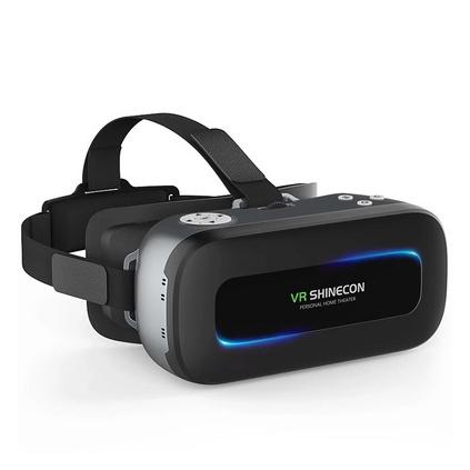 新款VR一體機 3D虛擬現實頭戴式智能眼鏡 可調焦距全景