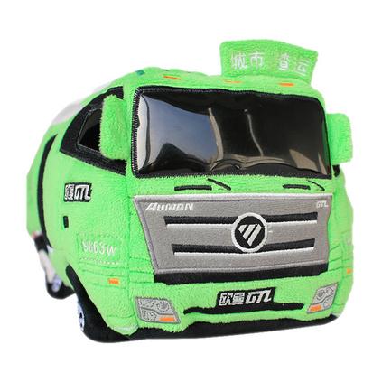 新款創意仿真汽車玩具 兒童汽車玩具 毛絨玩具
