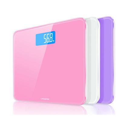 樂心體重秤A3家用智能人體精準健康減肥稱便攜多功能體重計電子秤