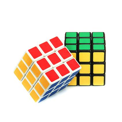 智力開發魔方三階魔方異形三階魔方專業正品魔方益智玩具定制