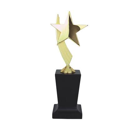 奖杯奖牌军人老兵金属创意五角星定制个性五角星奖杯定制
