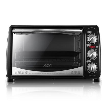 ACA/北美电器 ATO-M16A家用烤箱 16L烘焙容量精品烤箱