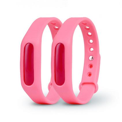 成人婴儿童孕妇防蚊圈 户外驱蚊贴防蚊手环 可调节驱蚊硅胶手环