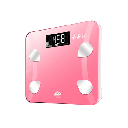 香山智能脂肪秤  EF899i 支持APP手机蓝牙连接,智能体脂秤,六项数据检测,智能开关机