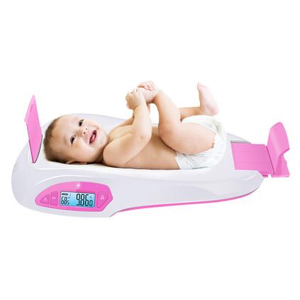 香山電子稱IRBABY智能體重秤家用稱重人體秤體重計嬰兒體重秤健康秤藍牙脂肪秤 經典款