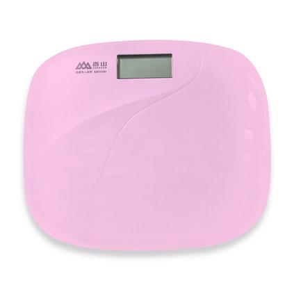 香山電子稱臺秤EB7030智能體重秤家用稱重電子稱人體秤體重計嬰兒體重秤健康秤