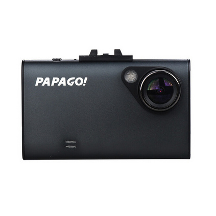 PAPAGO趴趴狗F10行车记录仪高清夜视广角1080汽车车载迷你单镜头