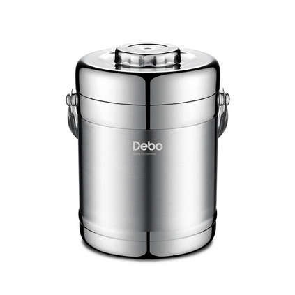 debo德鉑不銹鋼保溫飯盒提鍋便當盒庫克斯DEP-258