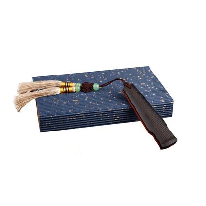 中国风古琴红木U盘琴式8G优盘商务会议礼品
