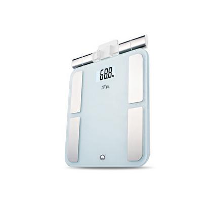 香山智能电子称体脂秤精准体重秤体脂仪健康称重八电极人体蓝牙脂肪秤EF8898i