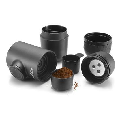 WACACO Minipresso便攜式手動咖啡機   迷你輕便手壓意式戶外咖啡機