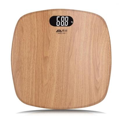 香山電子稱精準體重秤人體秤健康秤EB7006W電子秤體重計稱
