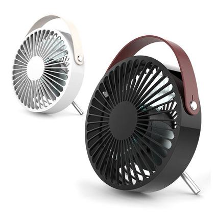 簡約迷你小風扇 便攜式USB臺式小型電扇 充電桌面小風扇