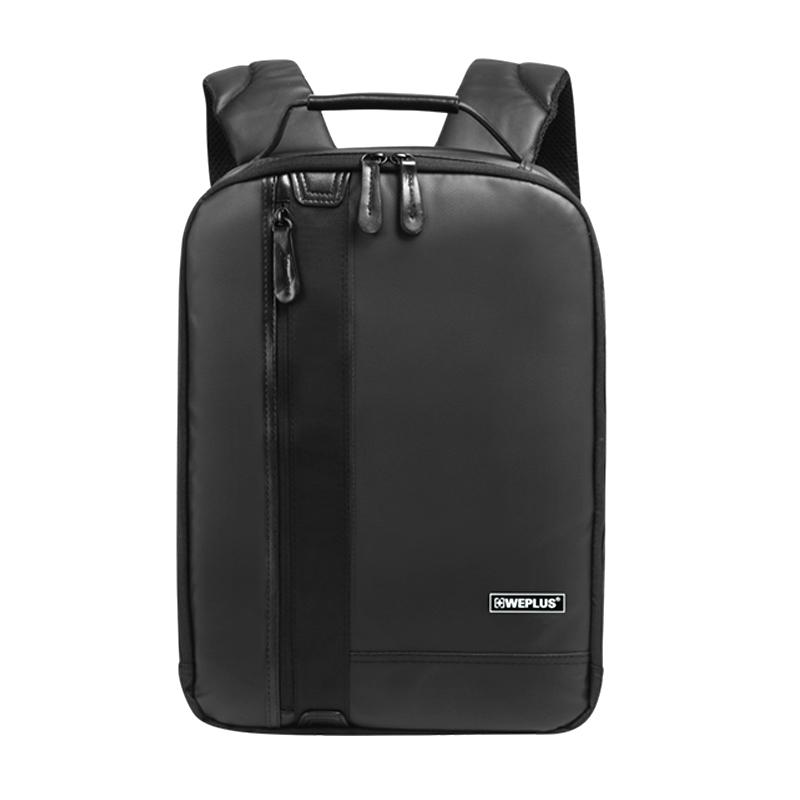 WEPLUS唯加双肩包电脑包背包14.6英寸高品质笔记本书包