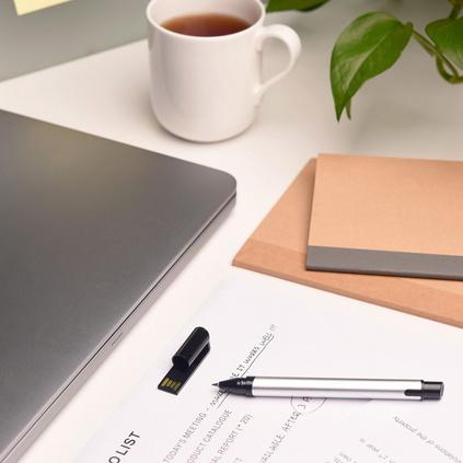 KACO 智存 德国进口宝珠笔芯U盘笔16G 商务签字笔宝珠笔 创意礼品 可定制