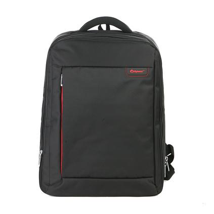 Diplomat外交官 時尚商務電腦雙肩包DB-708L 黑色系列