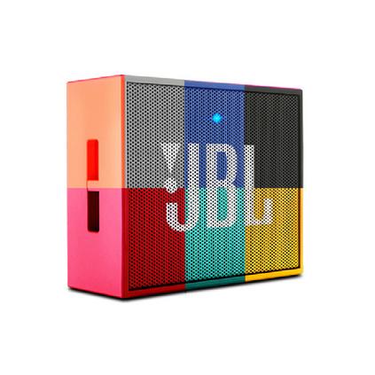 JBL GO 音乐金砖 蓝牙小音箱 音响 低音炮 便携迷你音响 音箱定制