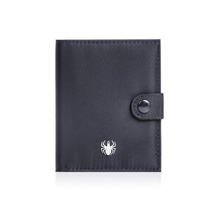 臻 · 鉆石黑卡包  ZH0003  拉不壞卡袋/卡包/多功能卡片包定制