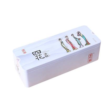 60克/盒茶礼盒装茶包玫瑰花茶创意澳门美高梅娱乐平台