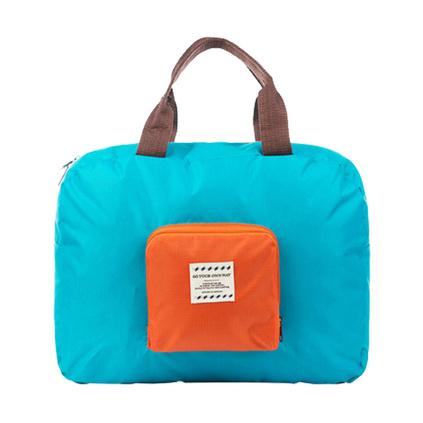 韩版防水折叠旅行收纳包 多功能旅行收纳袋 行李袋 旅行收纳包定制