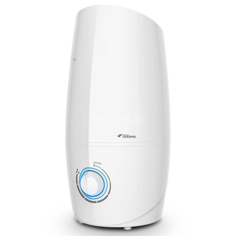德爾瑪加濕器定制 加濕器 3L容量 靜音迷你辦公室臥室家用香薰加濕F380