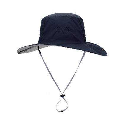 outfly超轻防紫外线遮阳帽 夏天新款户外沙滩出游大沿帽渔夫帽子多功能帽子定制