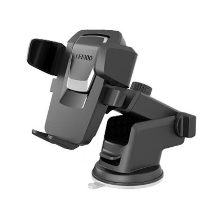 手機支架 車載 吸盤式導航儀表臺多功能通用車載手機支架 伸縮手機支架定制