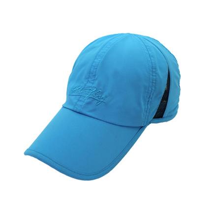 outfly登山棒球帽 戶外速干防曬釣魚帽網眼透氣登山野外太陽帽子定制