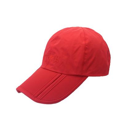 outfly透氣防水鴨舌帽戶外旅游登山可折疊防雨防紫外線男士太陽帽定制