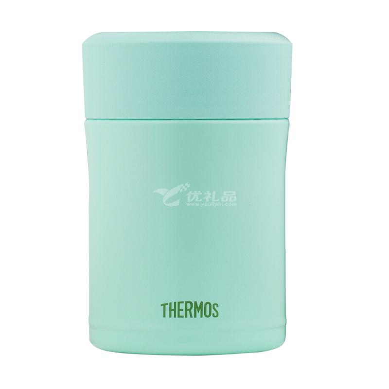 THERMOS膳魔师 TCLA-470 MNT焖烧杯真空不锈钢食物罐带泄气阀焖烧罐定制
