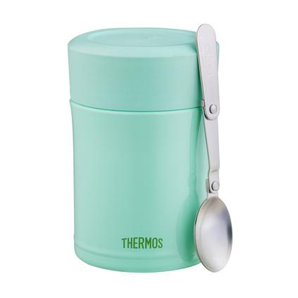THERMOS膳魔師 TCLA-470 MNT燜燒杯真空不銹鋼食物罐帶泄氣閥燜燒罐定制