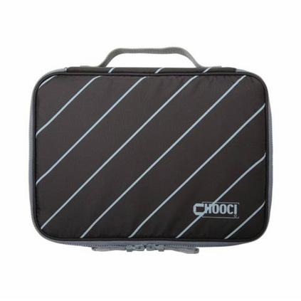 CHOOCI黑色数码产品收纳箱收纳包 便携防水设计 大容量功能性包定制