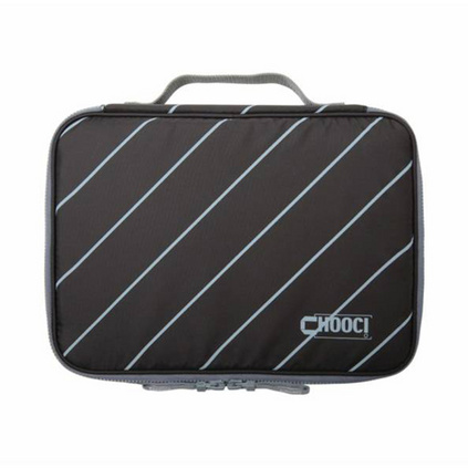 CHOOCI黑色數碼產品收納箱收納包 便攜防水設計 大容量功能性包定制